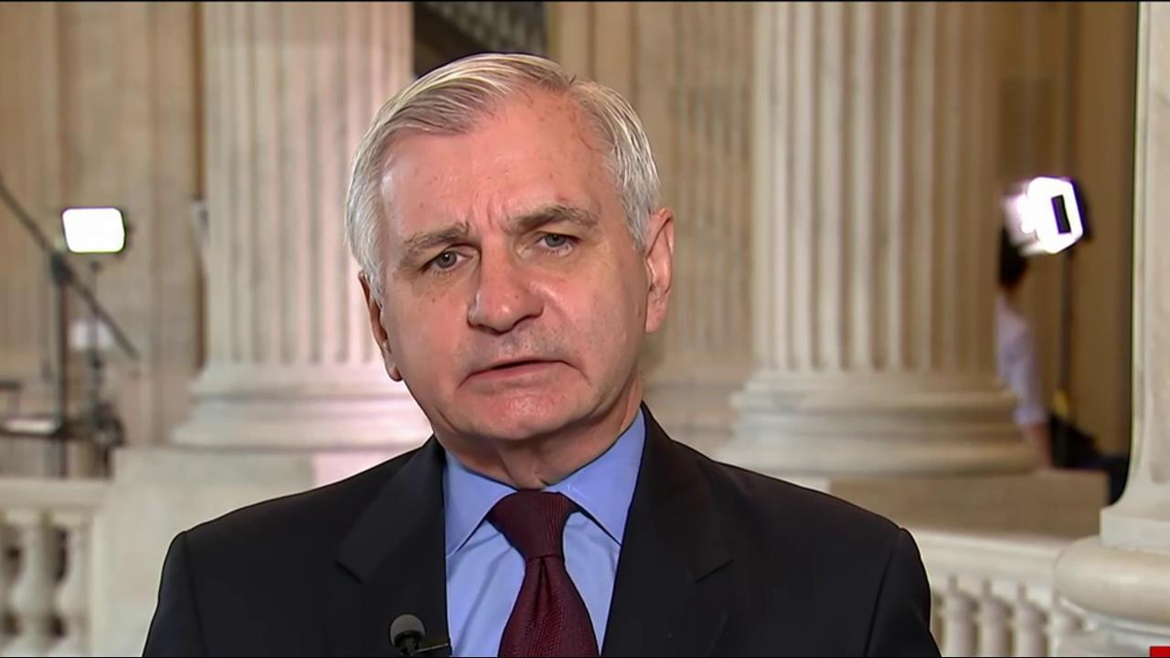 Senator says Trump hearing before Senate a...