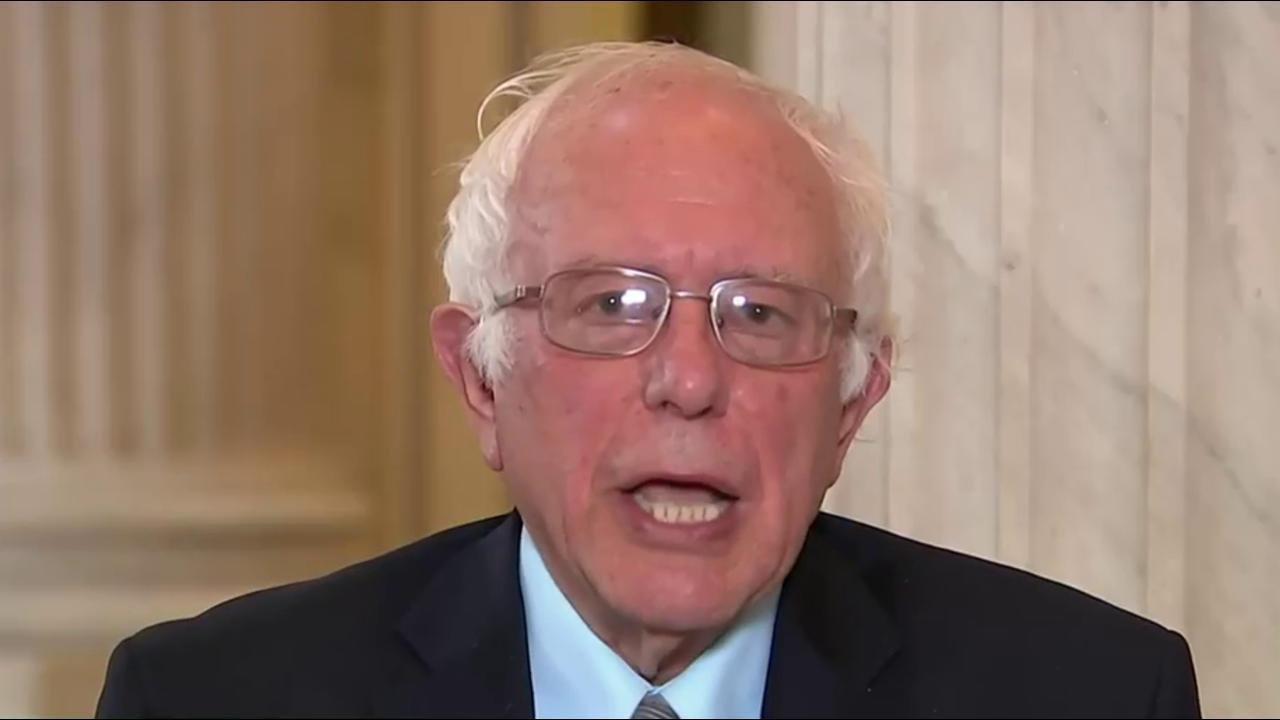 Bernie Sanders on secret health care bill:...
