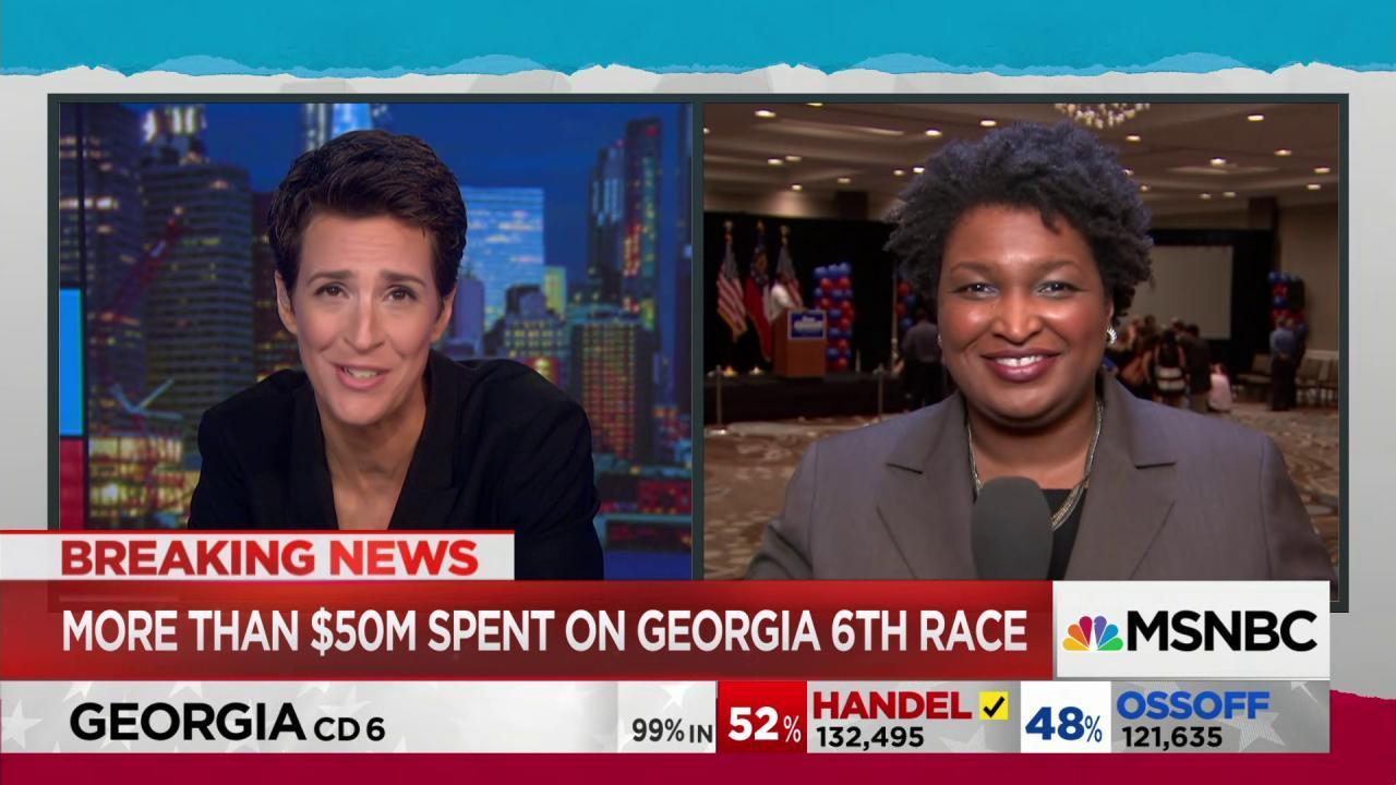Georgia Democrats see path to close party gap