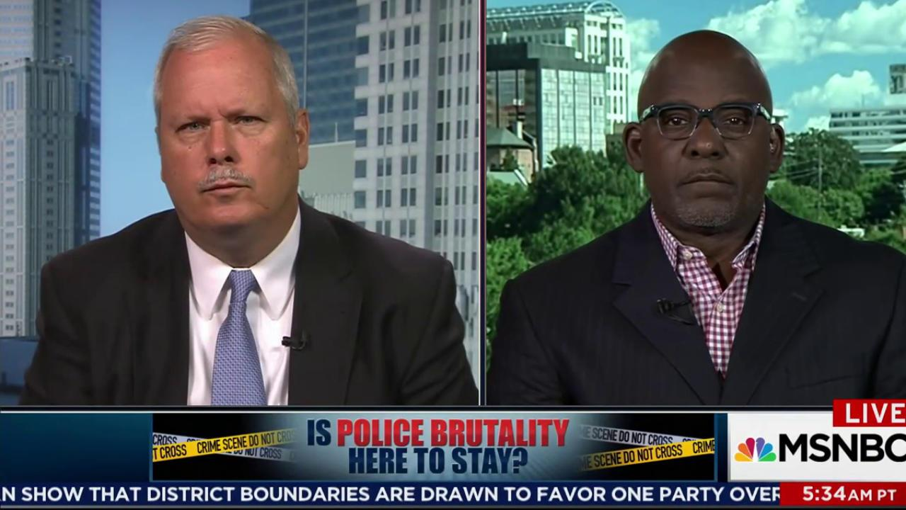 Is police brutality here to stay?