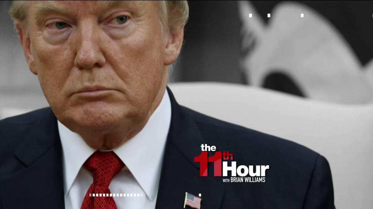 Report: Trump really wants Putin meeting...