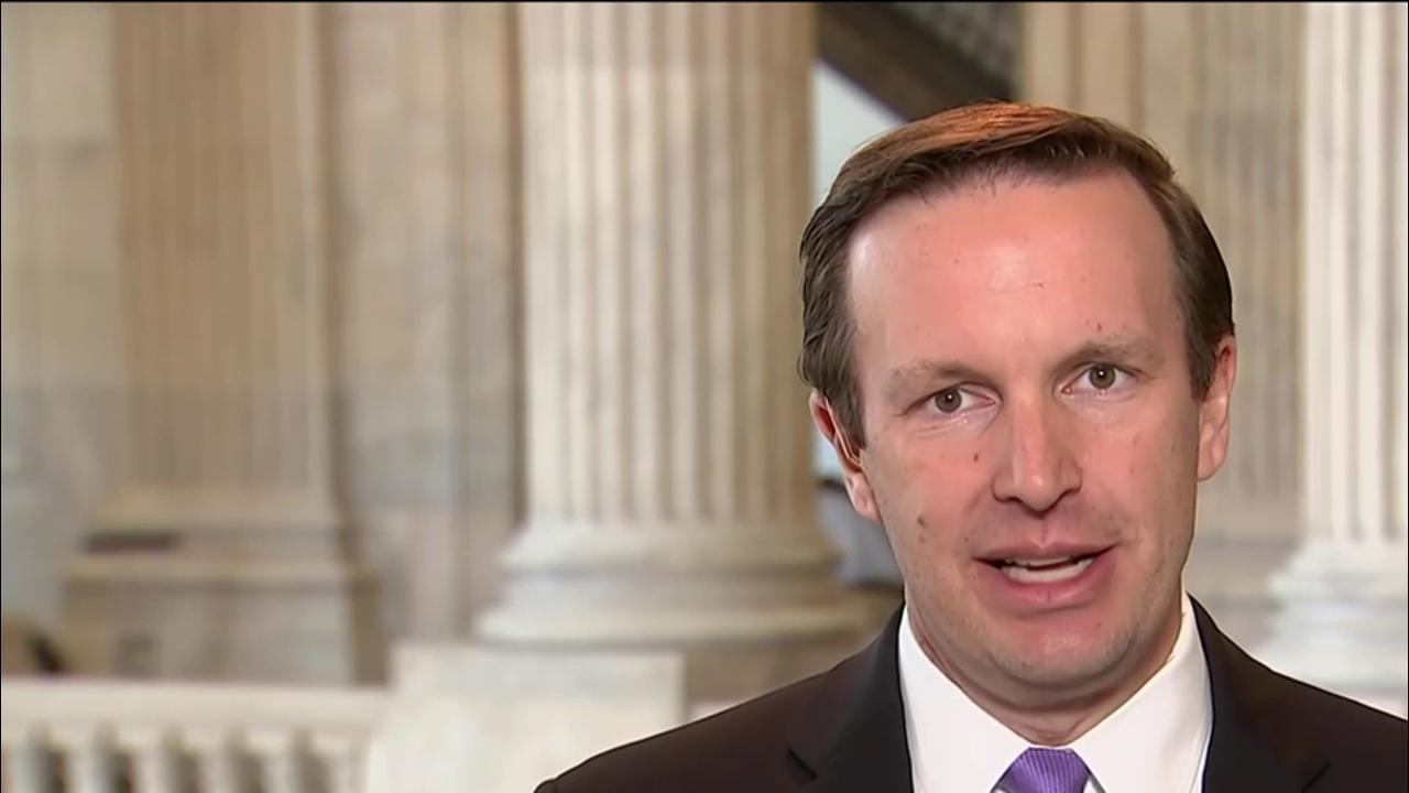 Sen. Murphy on Syria: Trump Needs A ...