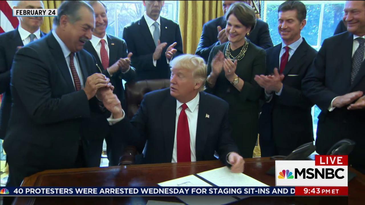 EPA sidelining science under Trump, Pruitt