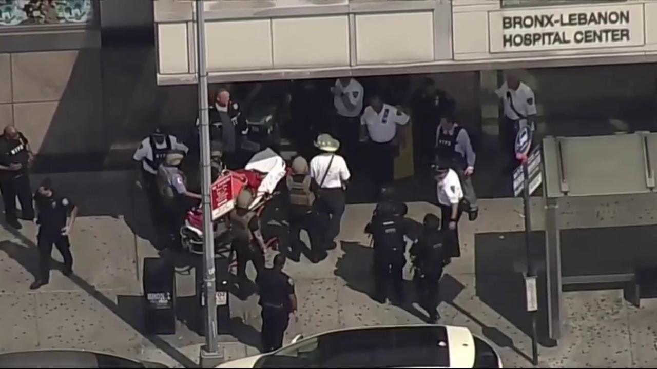 Several people shot in incident at Bronx Lebanon Hospital - NBC News