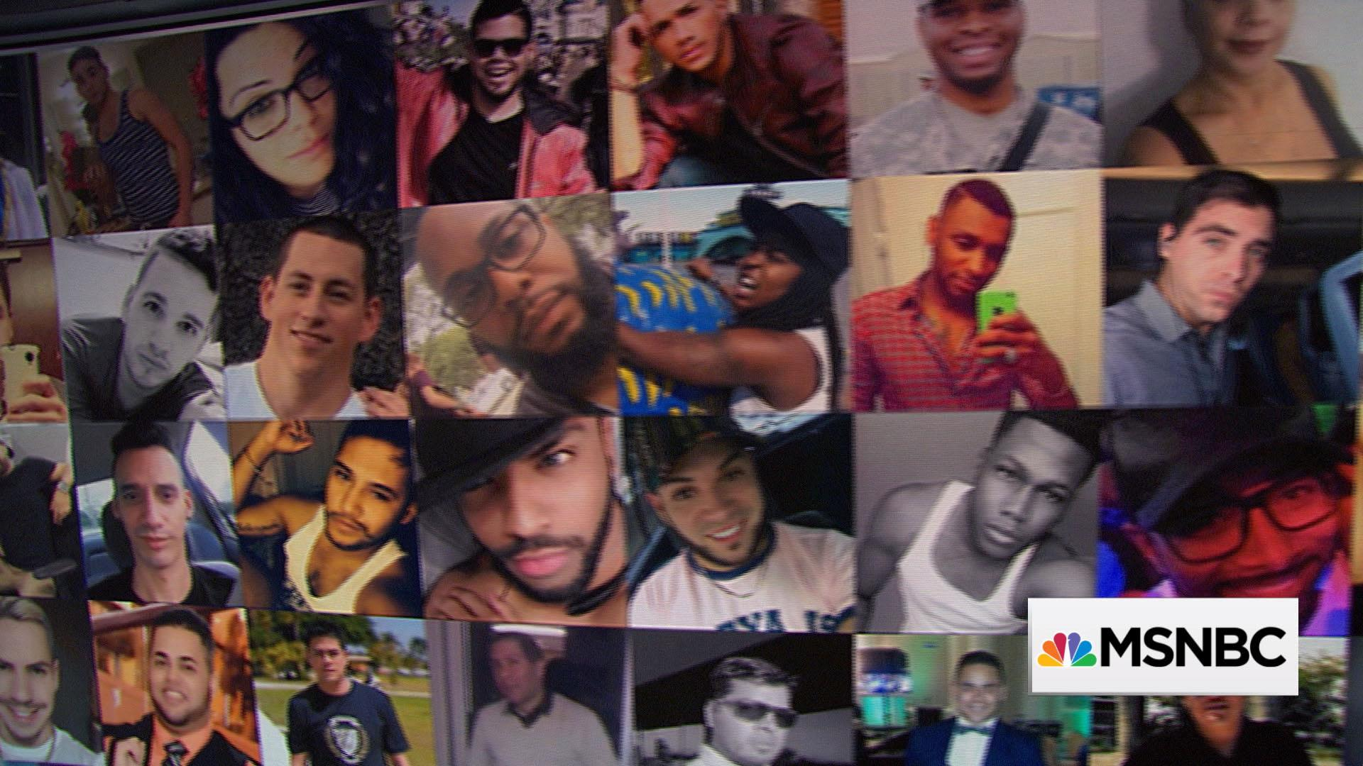 Names of Pulse Nightclub Victims Read Aloud