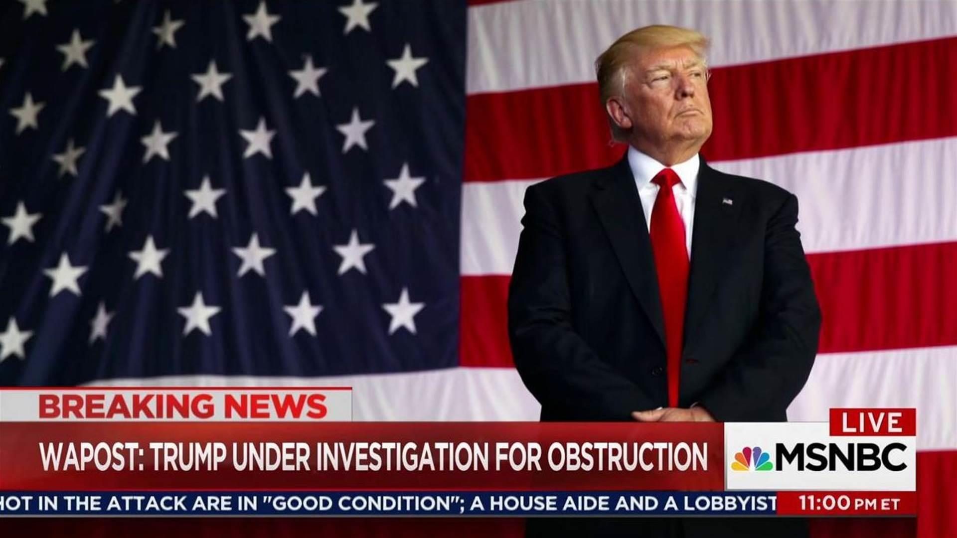 Team Trump doesn't deny report Mueller is...