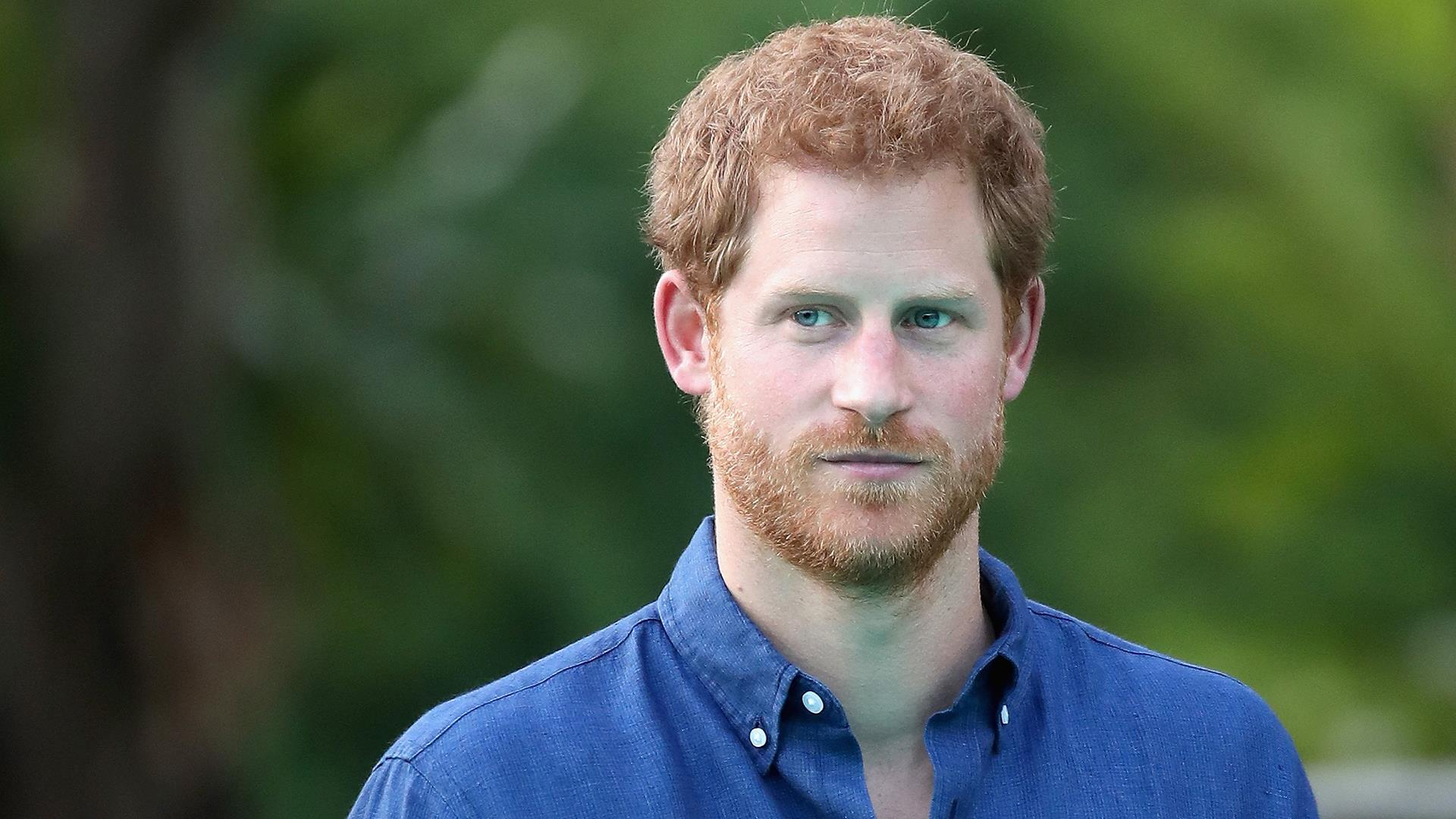 Prince harry his problems and his