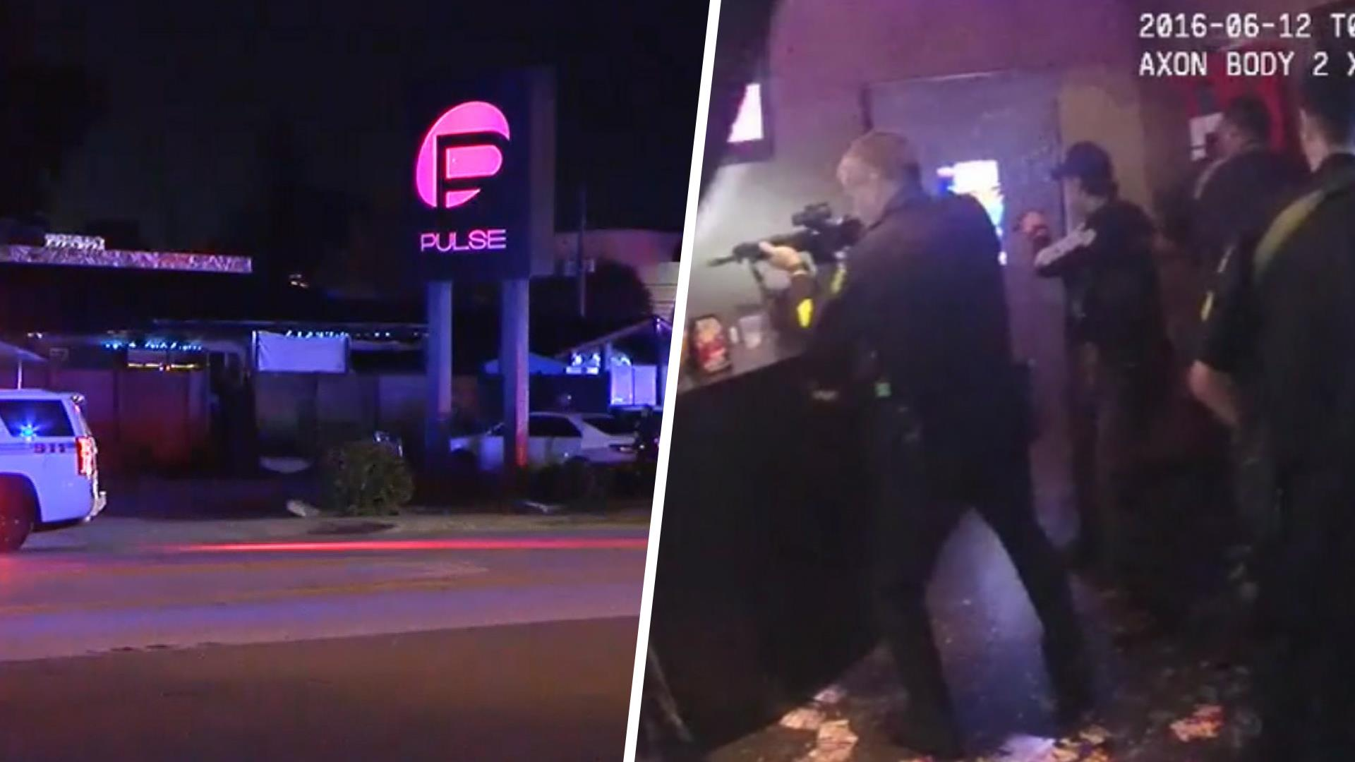 Chilling Video Shows Police Entering Pulse Nightclub