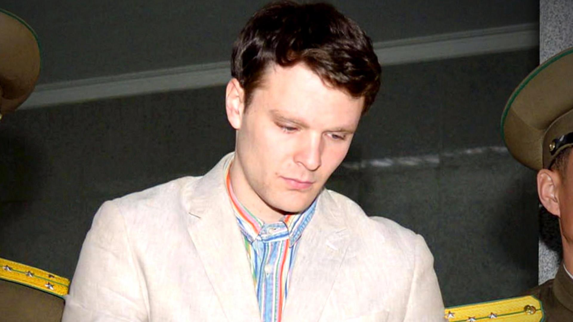 what killed otto warmbier maybe an infection or blood clot. Black Bedroom Furniture Sets. Home Design Ideas