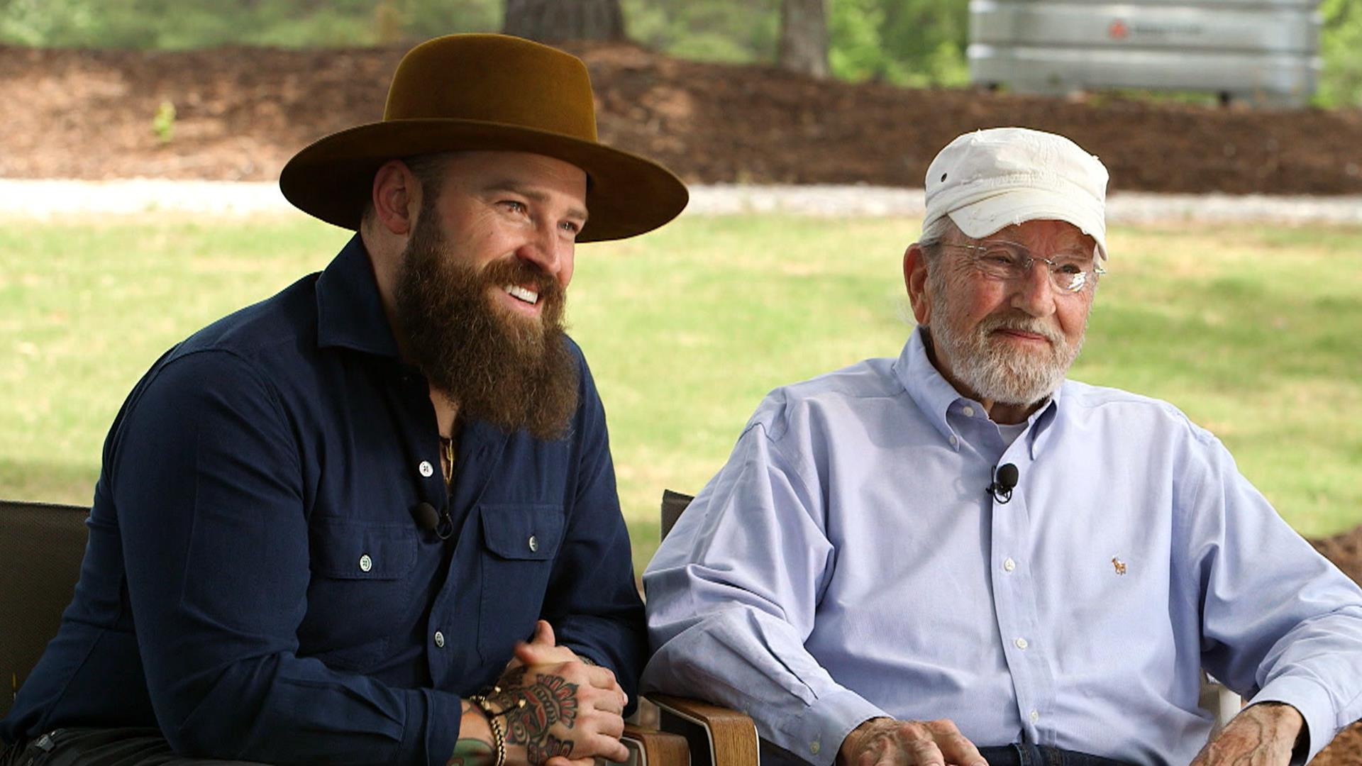 Zac Brown is living out his dream: playing music and ...