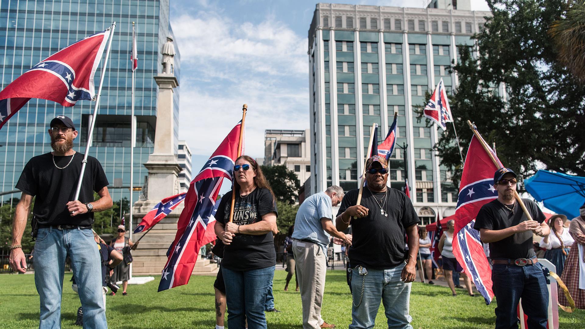 Richmond City Hall Raises Pride Flag, Protests Erupt