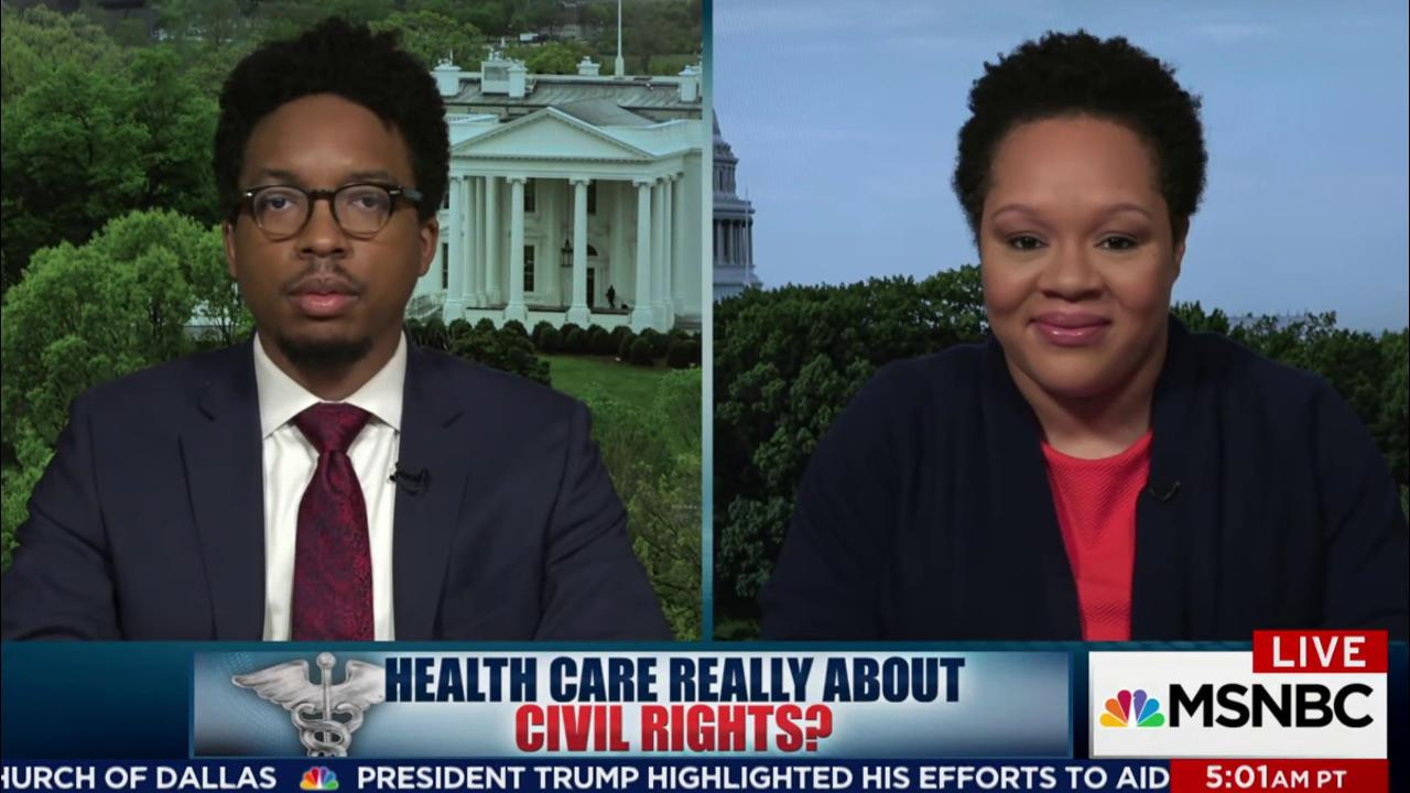 Is healthcare really about civil rights?