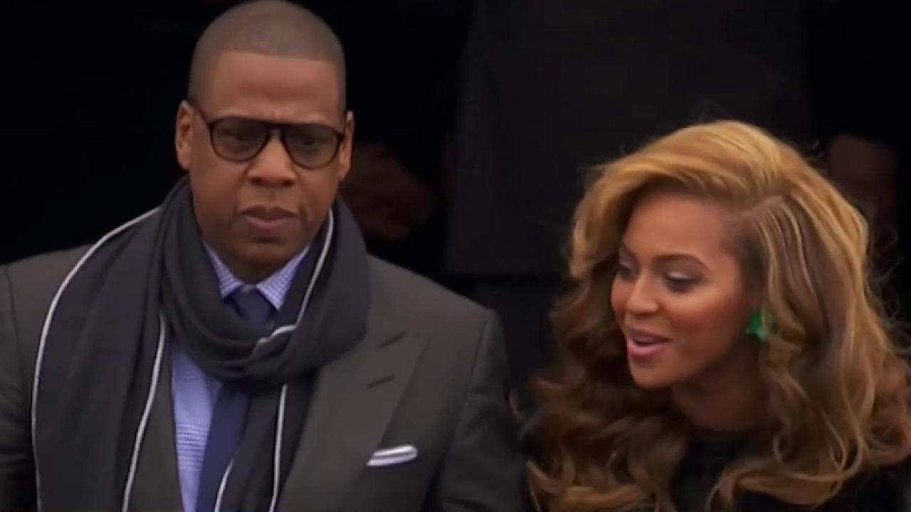 Jay-Z replies to Beyonce's 'Lemonade' on...
