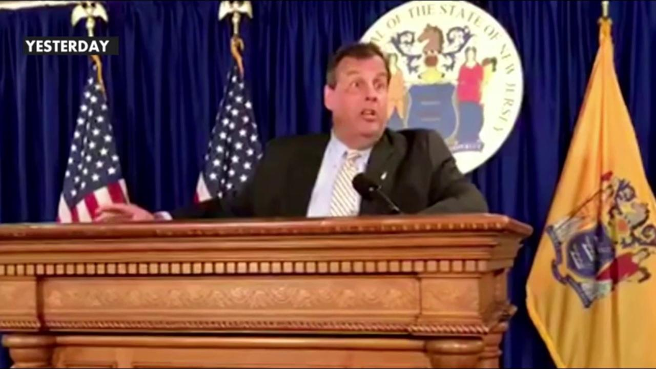 Can Chris Christie fall any further?