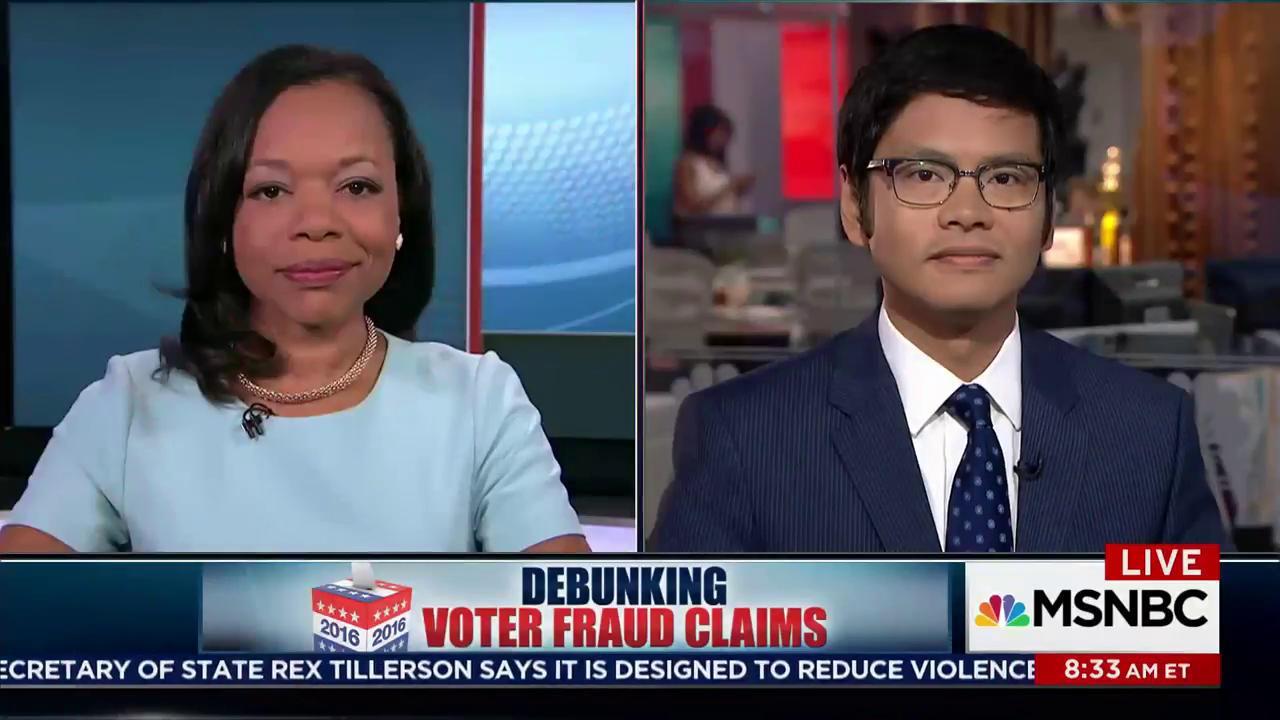 Debunking Voter Fraud