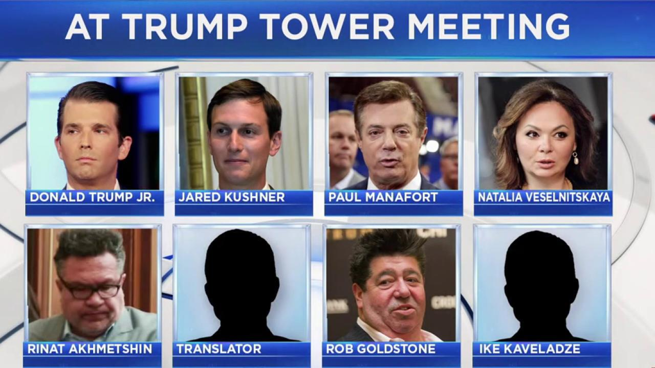 Eighth Person Identified at Trump Tower...