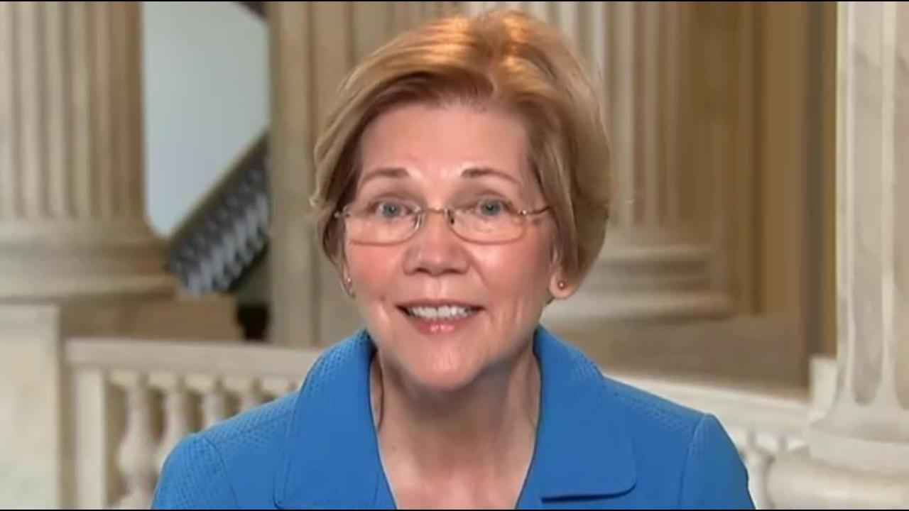 Warren: I'd Be 'Glad' If Sessions Quit, We...