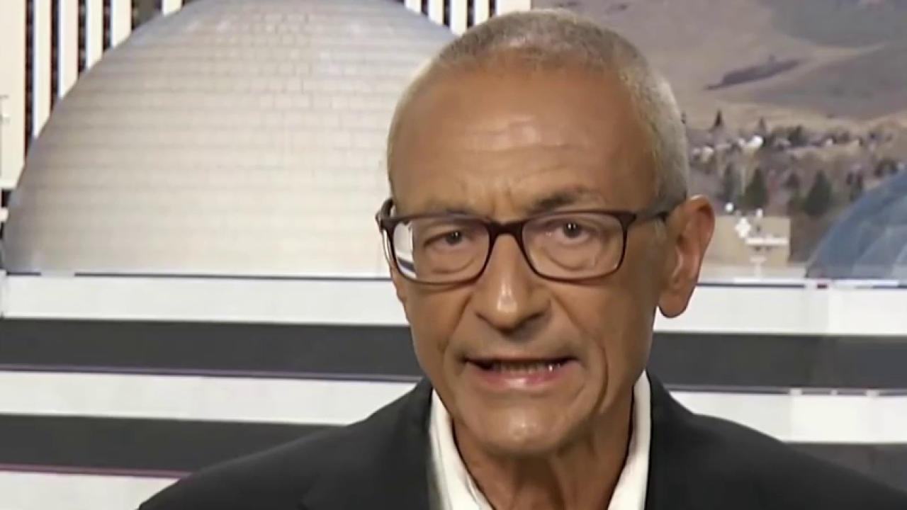 Podesta: Trump doesn't understand the role...