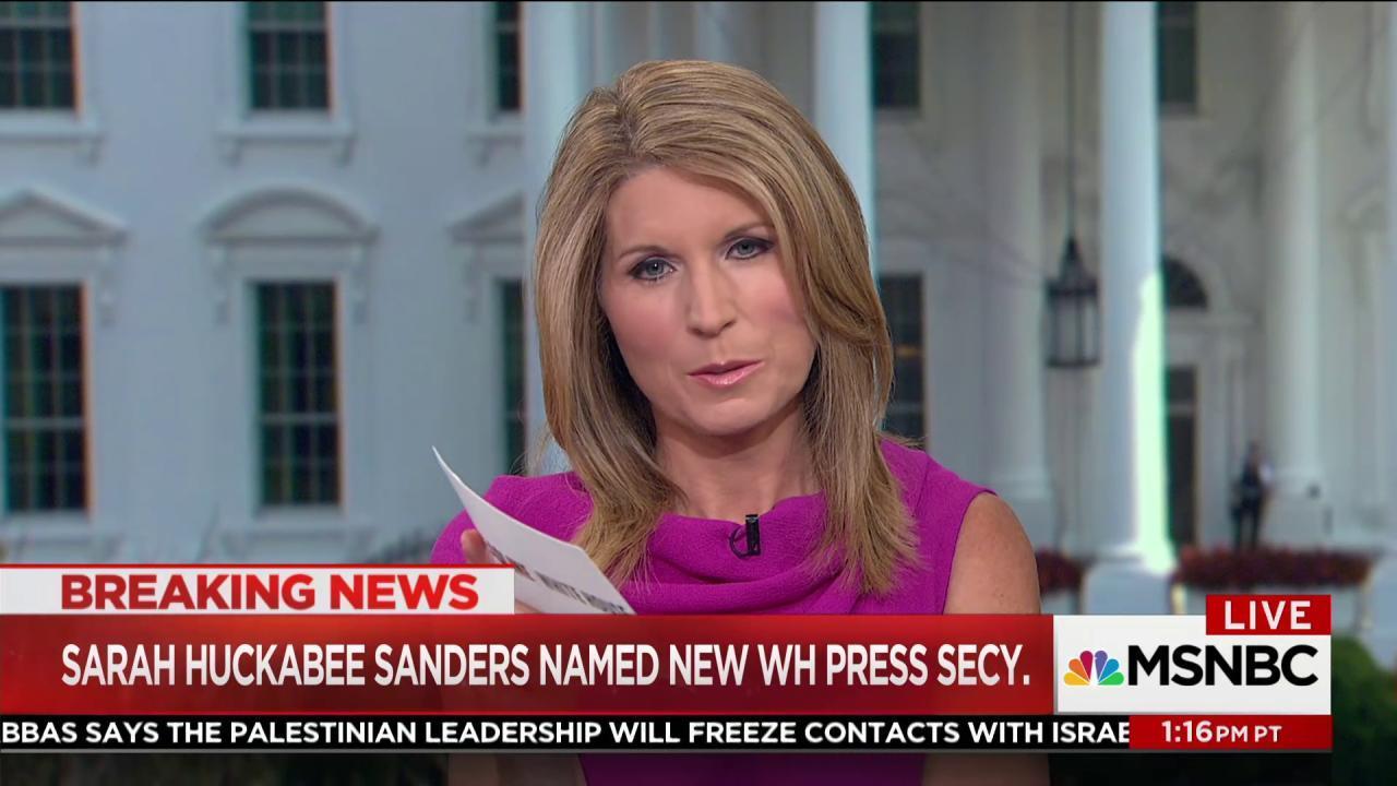 """Scaramucci: """"I love Donald Trump"""""""