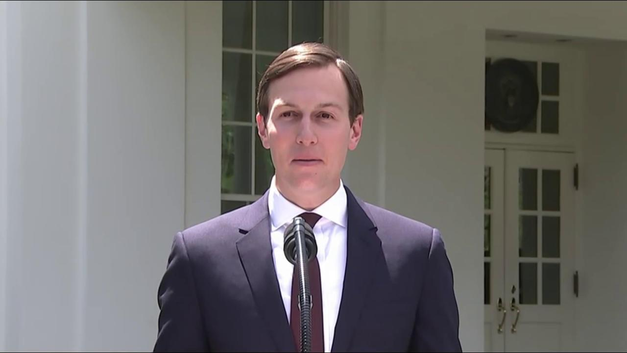 Kushner addresses Russia questions from...