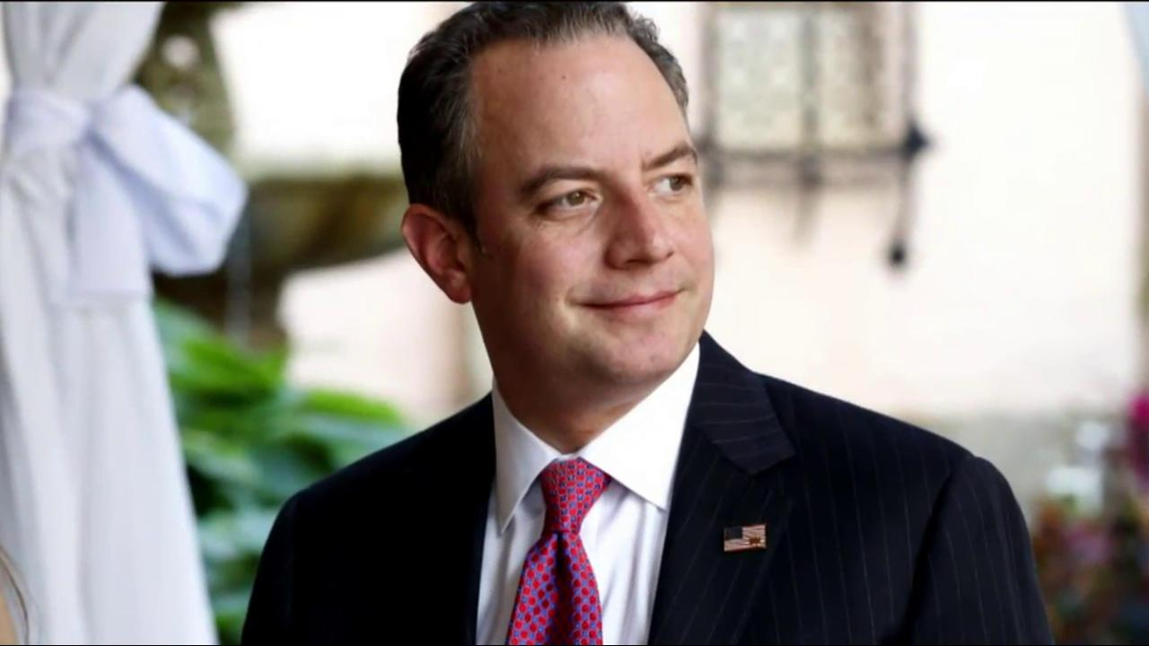 Does Trump have a new chief of staff in mind?