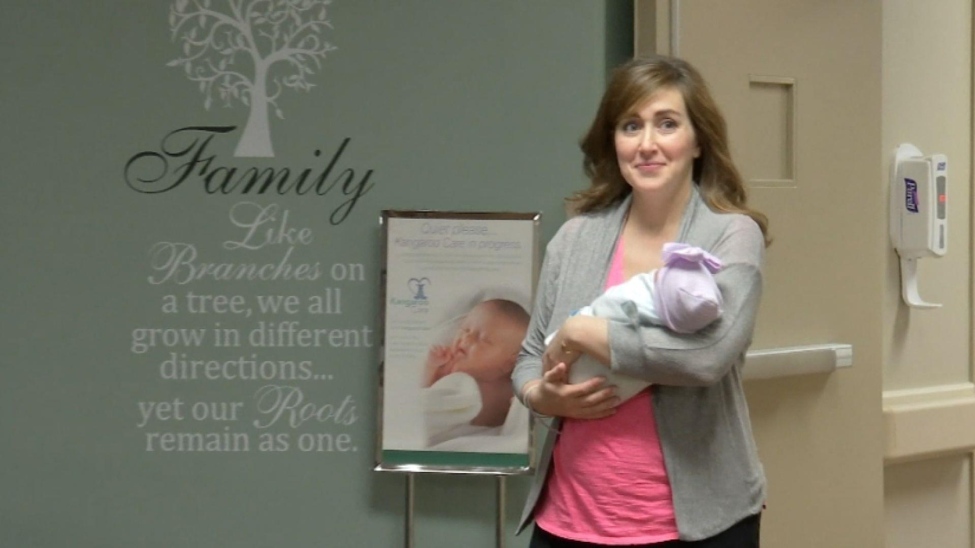 Kentucky Doctor Delivers Patient's Baby Right Before Giving Birth to