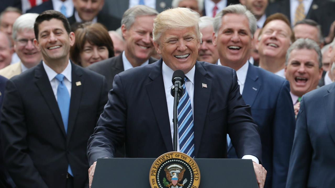 Is the GOP totally beholden to Trump?