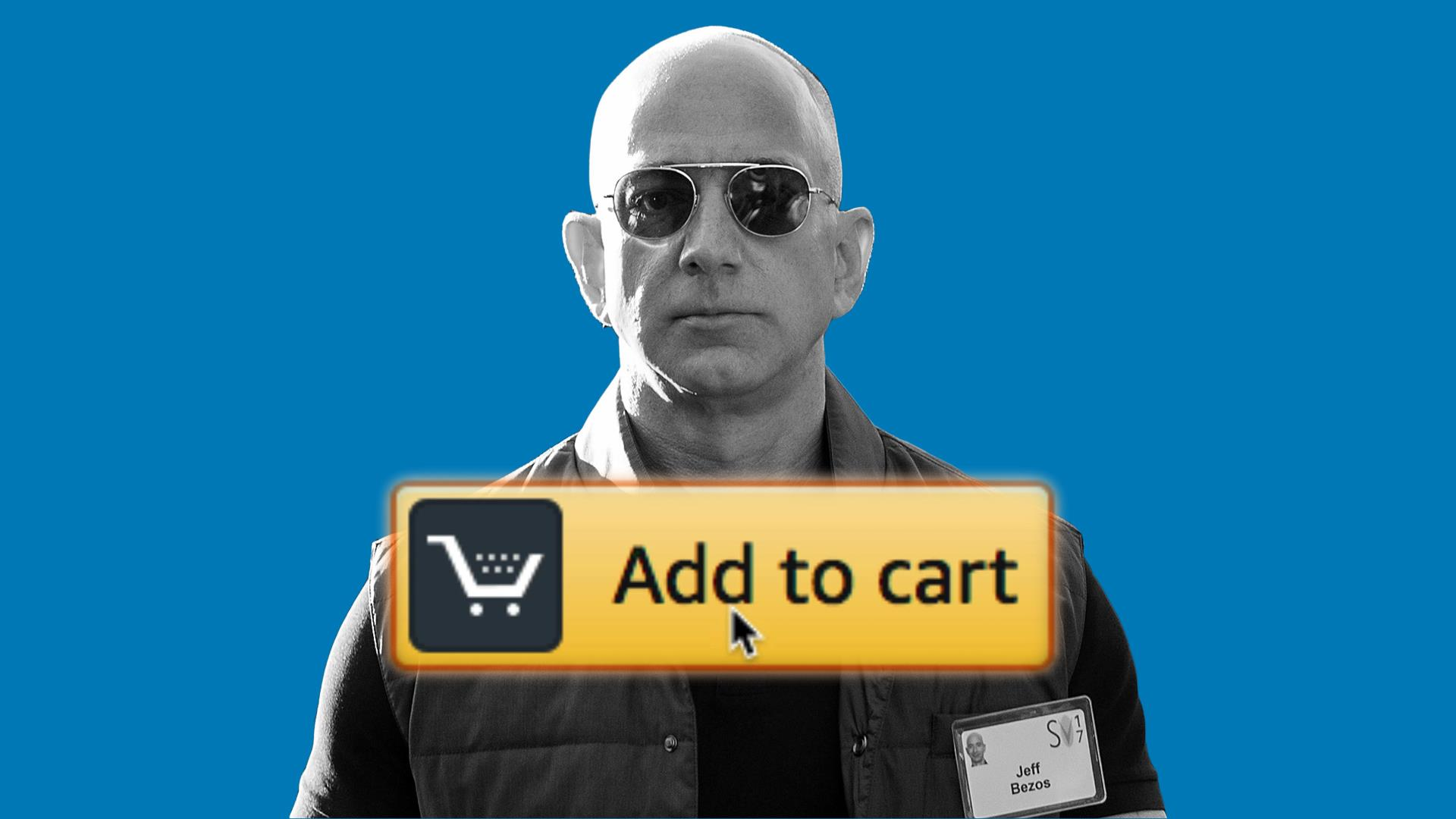 Could You Spend All Jeff Bezos Money On Amazon Com