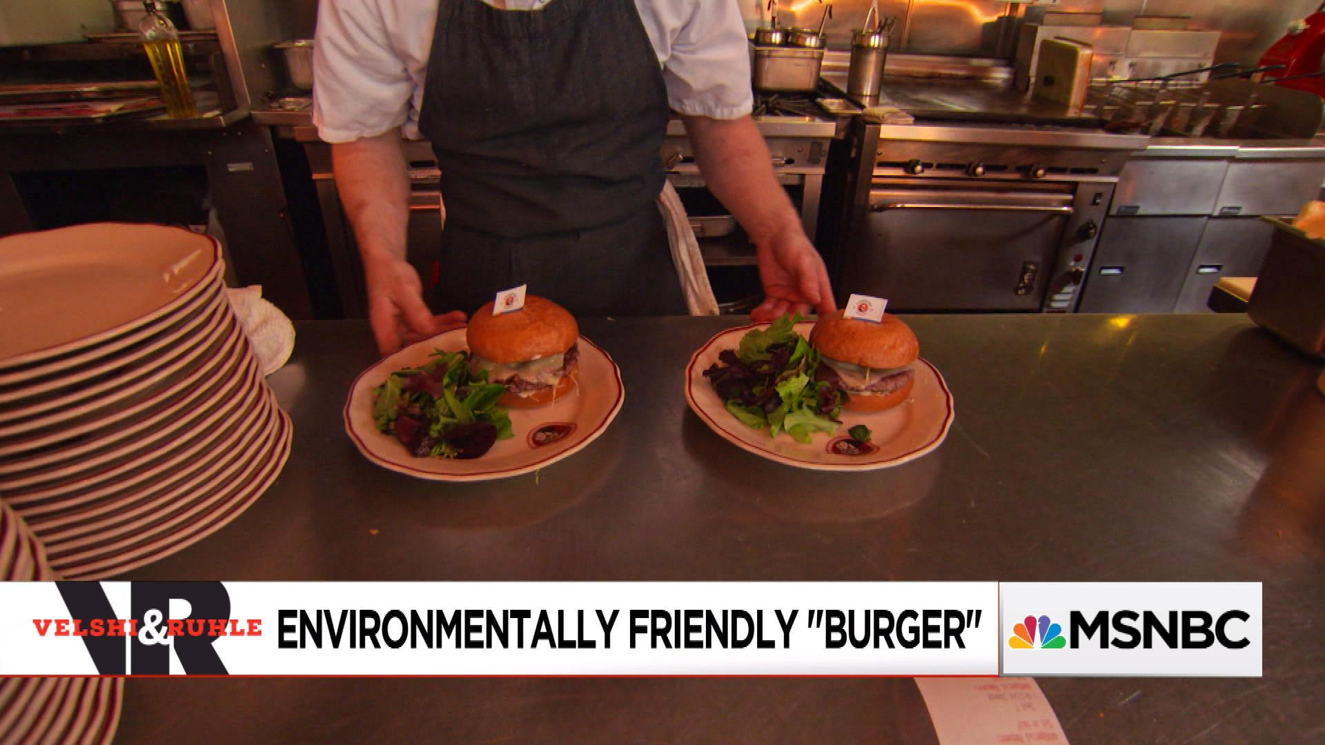 Disrupting the Cow: This Plant-Based Burger Smells, Tastes, and Bleeds Like the Real Thing