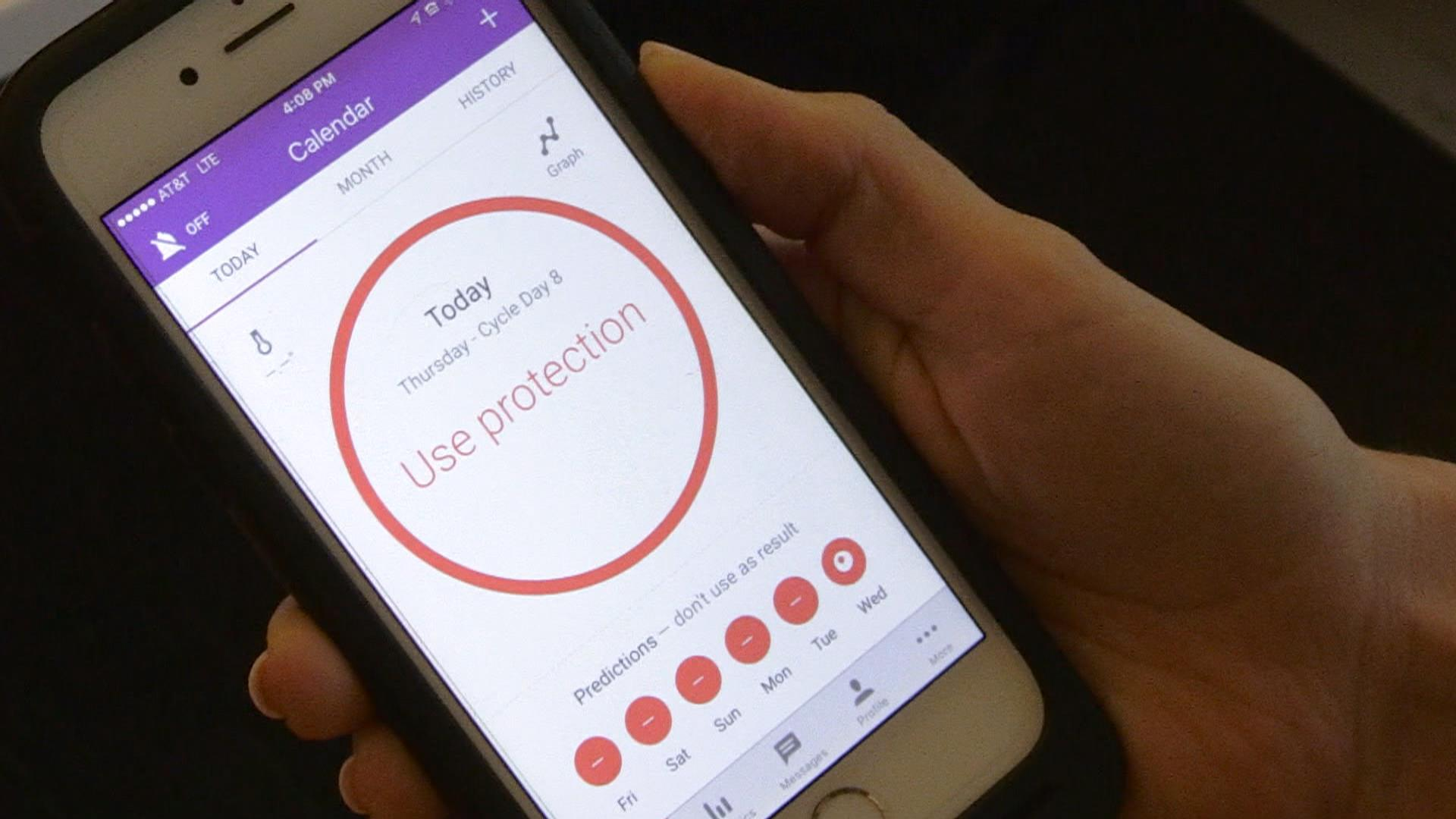 FDA approved a birth control app  Here's what OB-GYNs want you to know