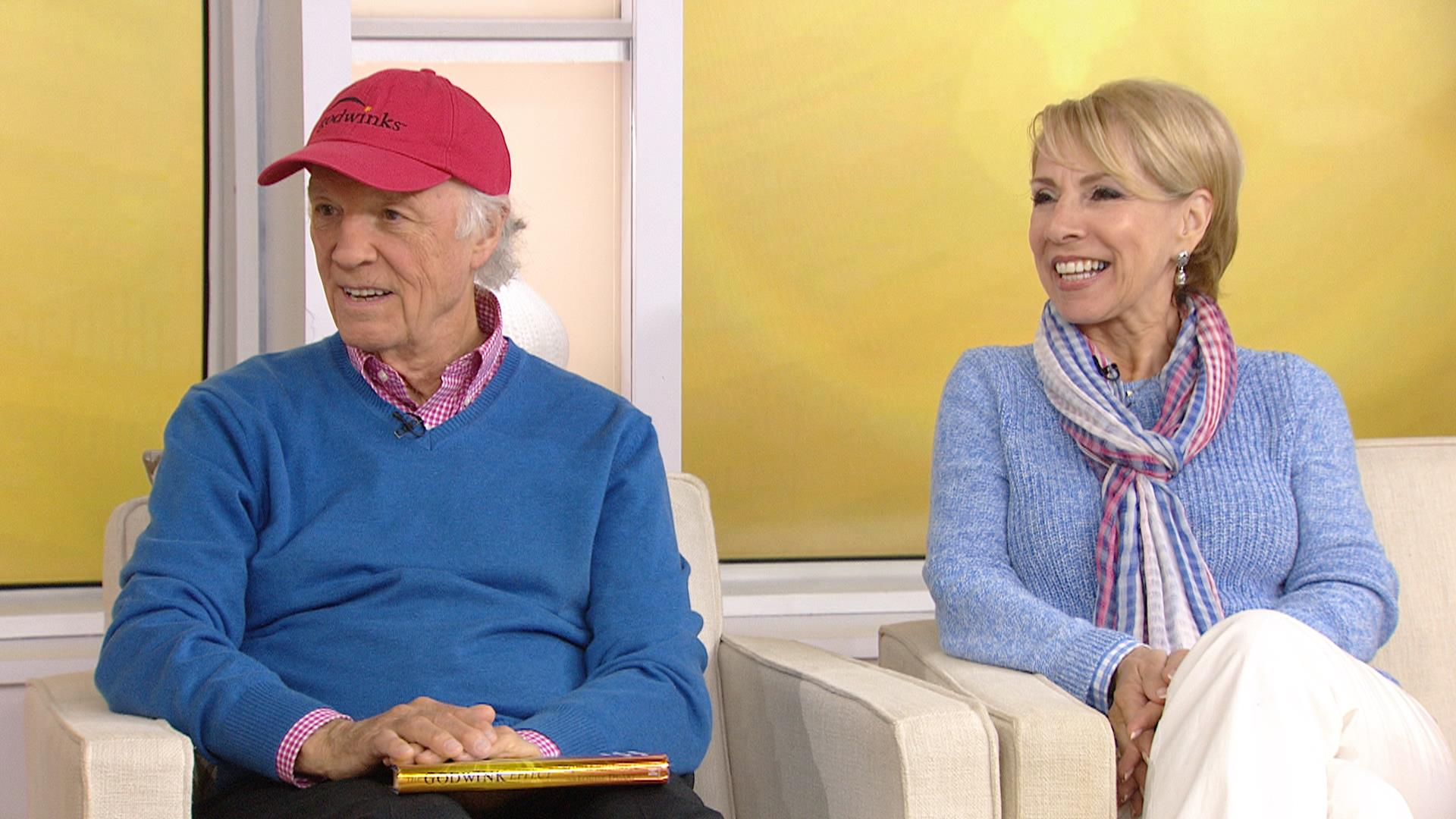 'Godwinks' will now be a TV-movie series featuring Kathie Lee Gifford - NBC News