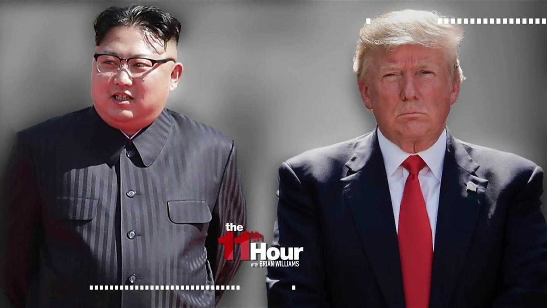 Sykes on Trump & N Korea: 'Erratic...