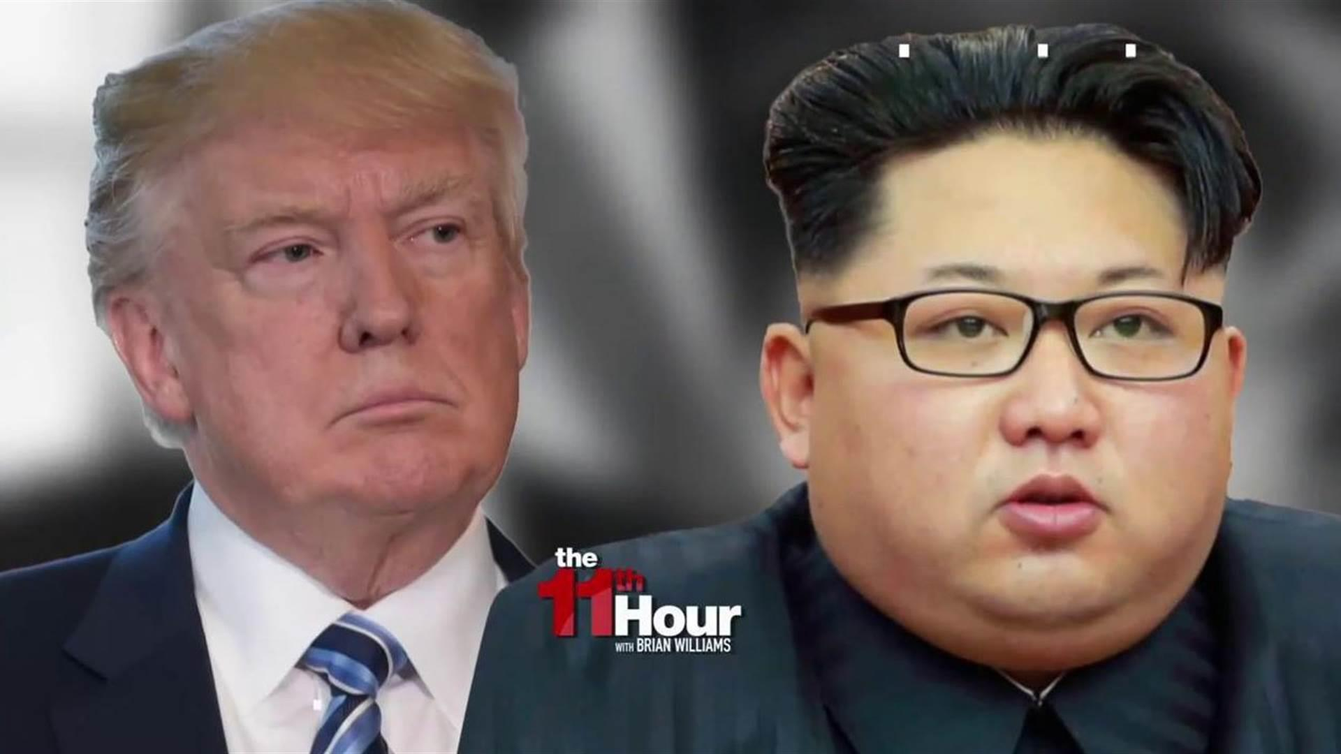 'Empty & dangerous': Trump's North Korea...