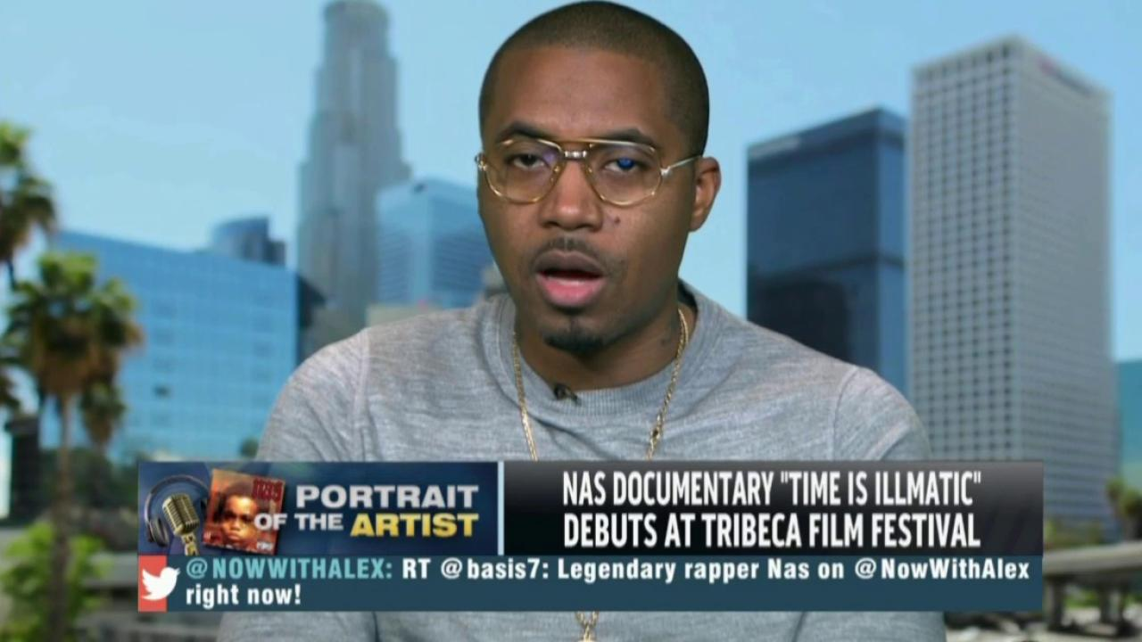 Nas revisits debut album in 'Time is Illmatic'