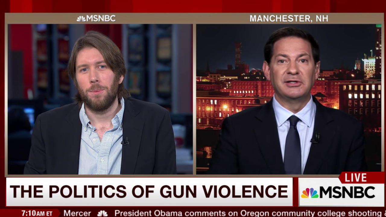 political geography gun control debate Rubio, the only national republican politician who agreed to answer questions from the florida shooting survivors, seemed to watch the political ground of the gun debate shift under his feet at.