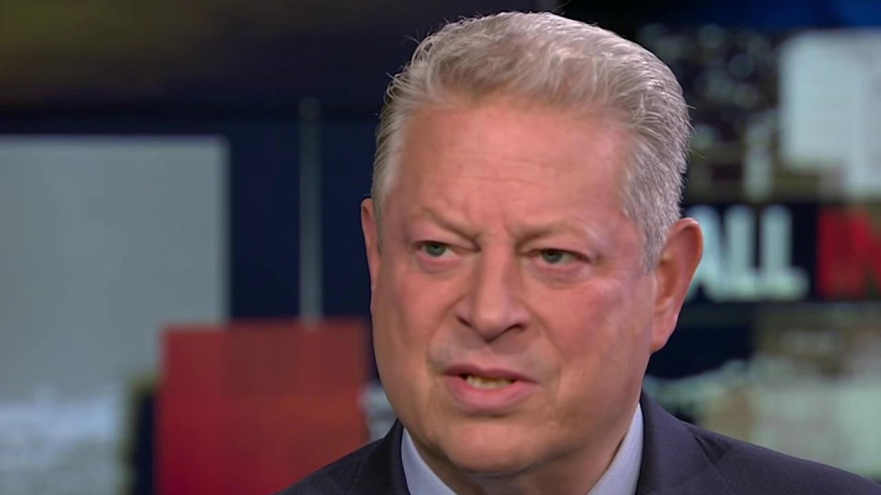 Al Gore: 'All hope is not lost'