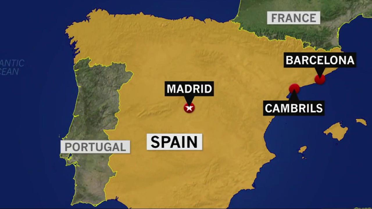 Police: Possible terror attack south of...