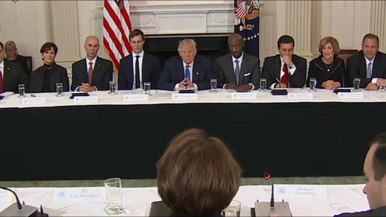 Trump to arts committee: You can't quit, I...