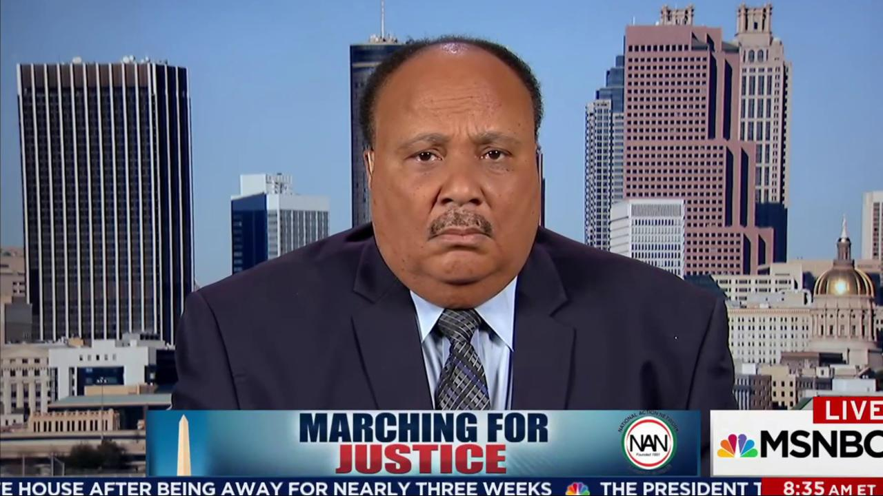 One on One with Martin Luther King III