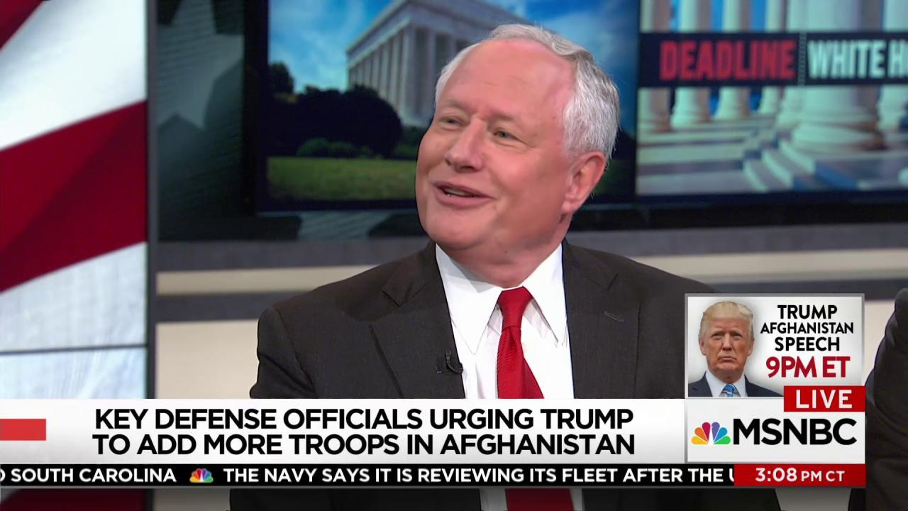 Kristol: Pres. Trump 'was led unhappily to...