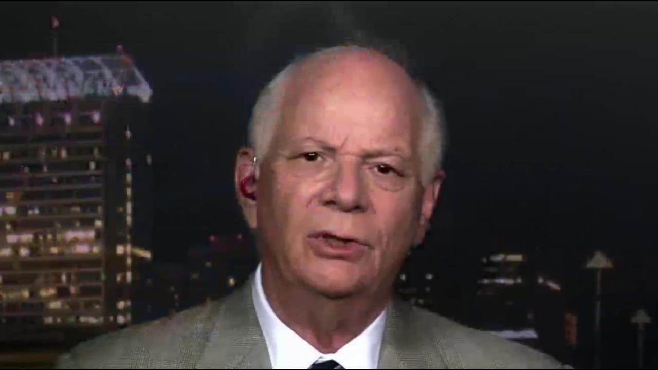 Sen. Cardin: Trump has 'put America at risk'
