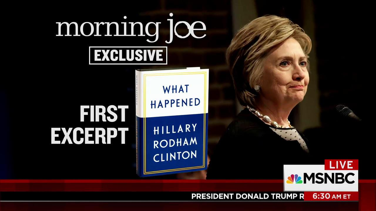 Exclusive: Hillary Clinton in her own words