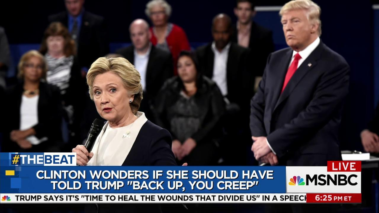 Feminist leaders react to Clinton's...