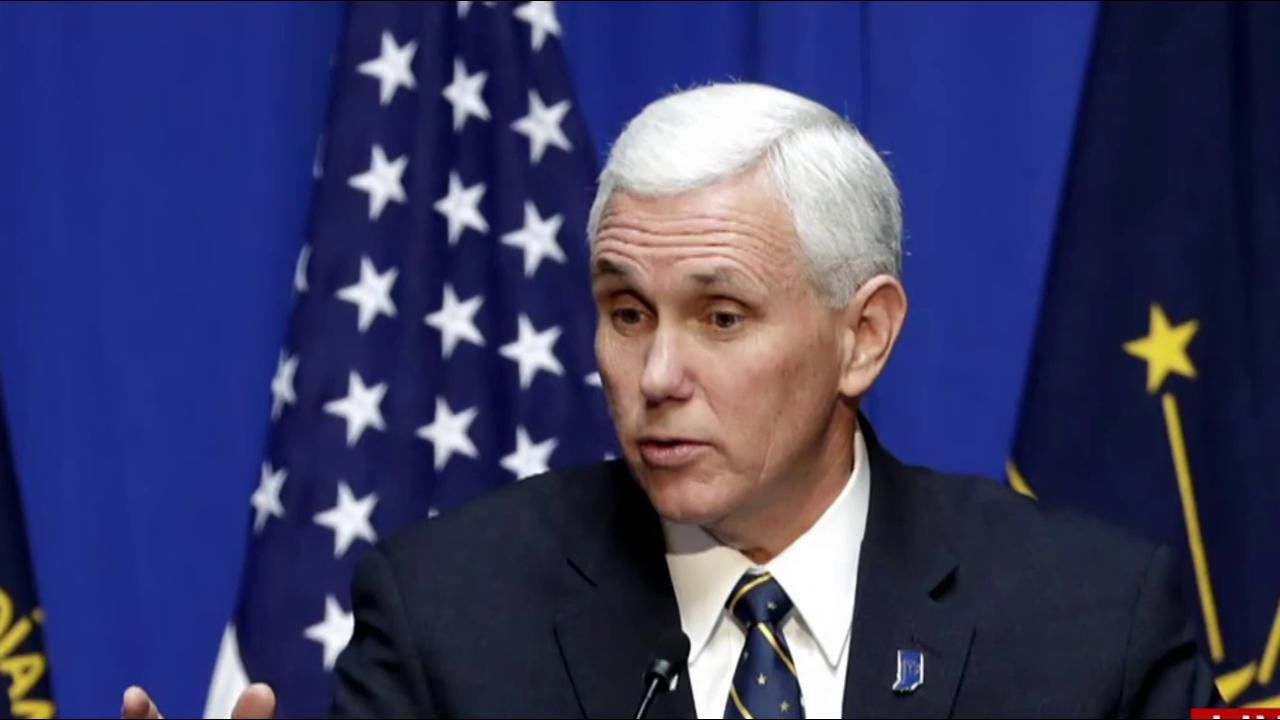 Inside Pence's role in a chaotic White House