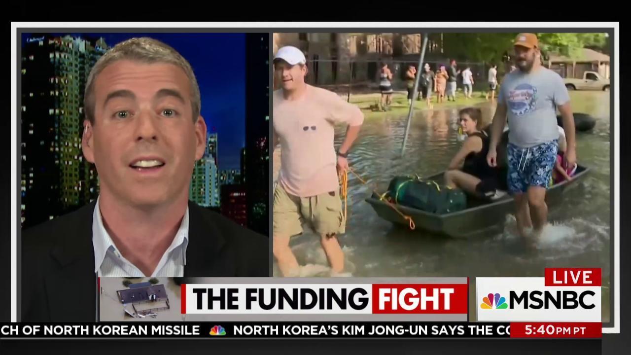 How federal flood insurance made Harvey...