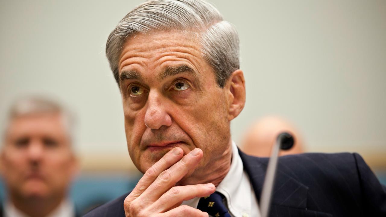 NYT: Mueller now asking White House for...