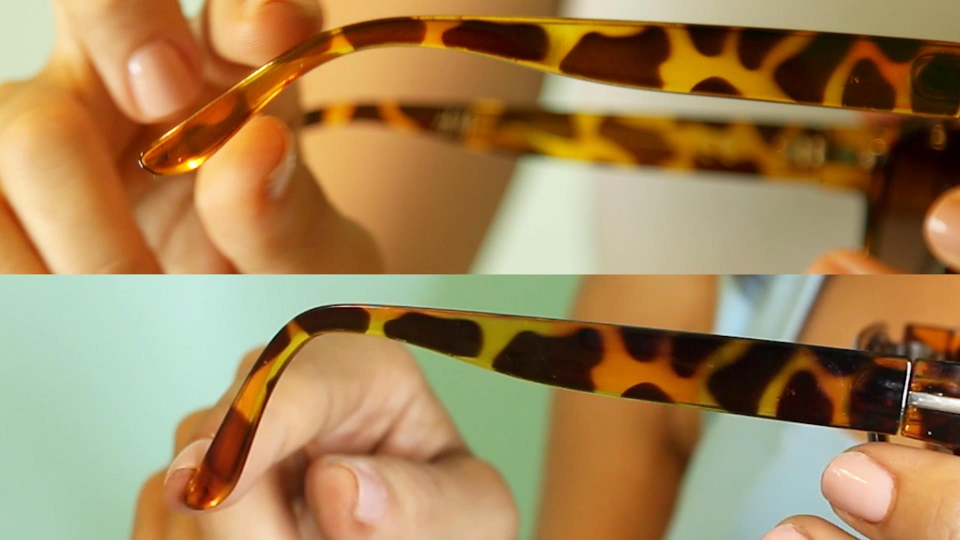 How To Fix Sunglasses That Are Slipping
