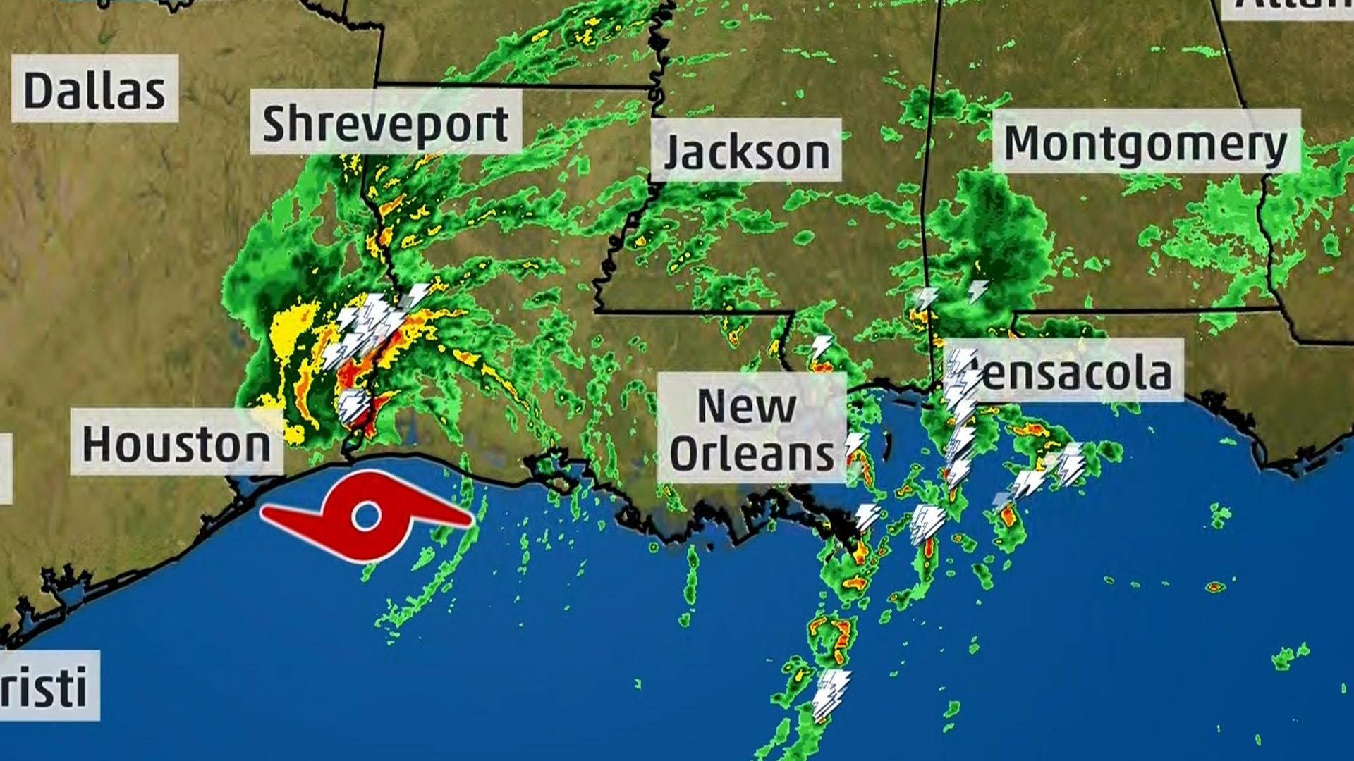 Watch Live Harveys Rainfall On Weather Radar LatestNewsNetworkcom - Shreveport weather radar live
