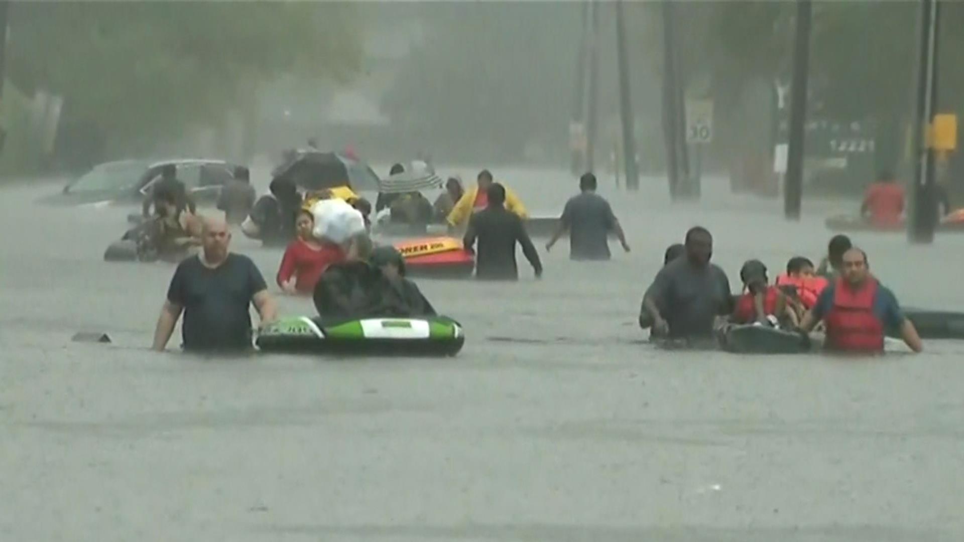 Hurricane Harvey will linger over southeast Texas, bringing still more rain - NBC News