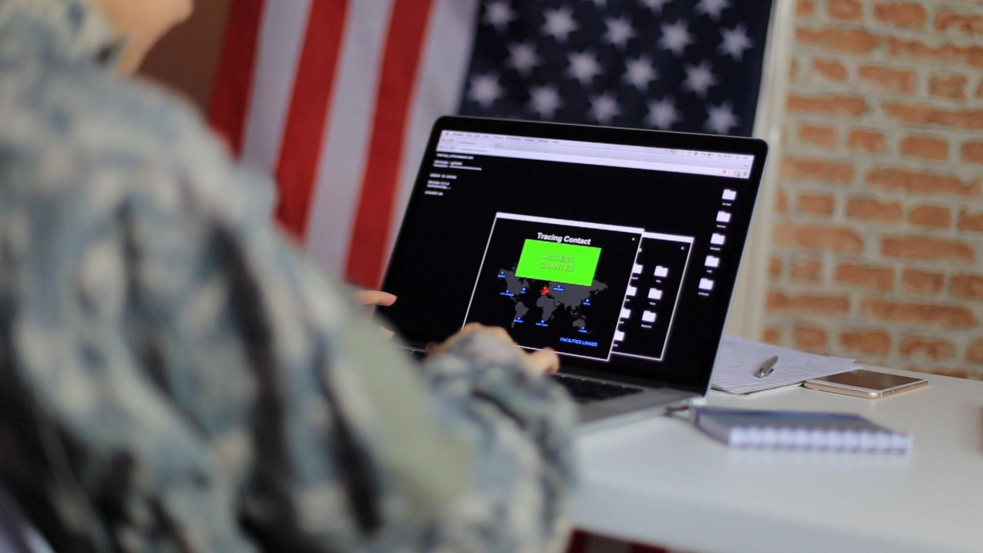 Coding boot camps are training veterans for jobs in the tech industry